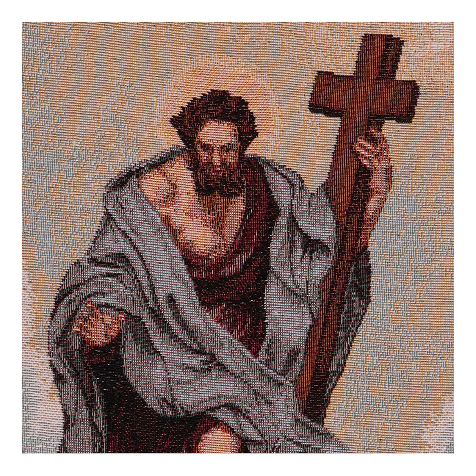 Wandteppich Apostel Philippus 40x30 cm 3