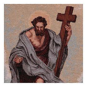 Wandteppich Apostel Philippus 40x30 cm s2