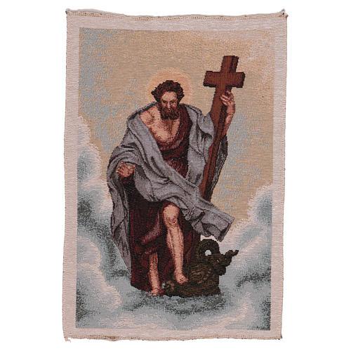 Wandteppich Apostel Philippus 40x30 cm 1