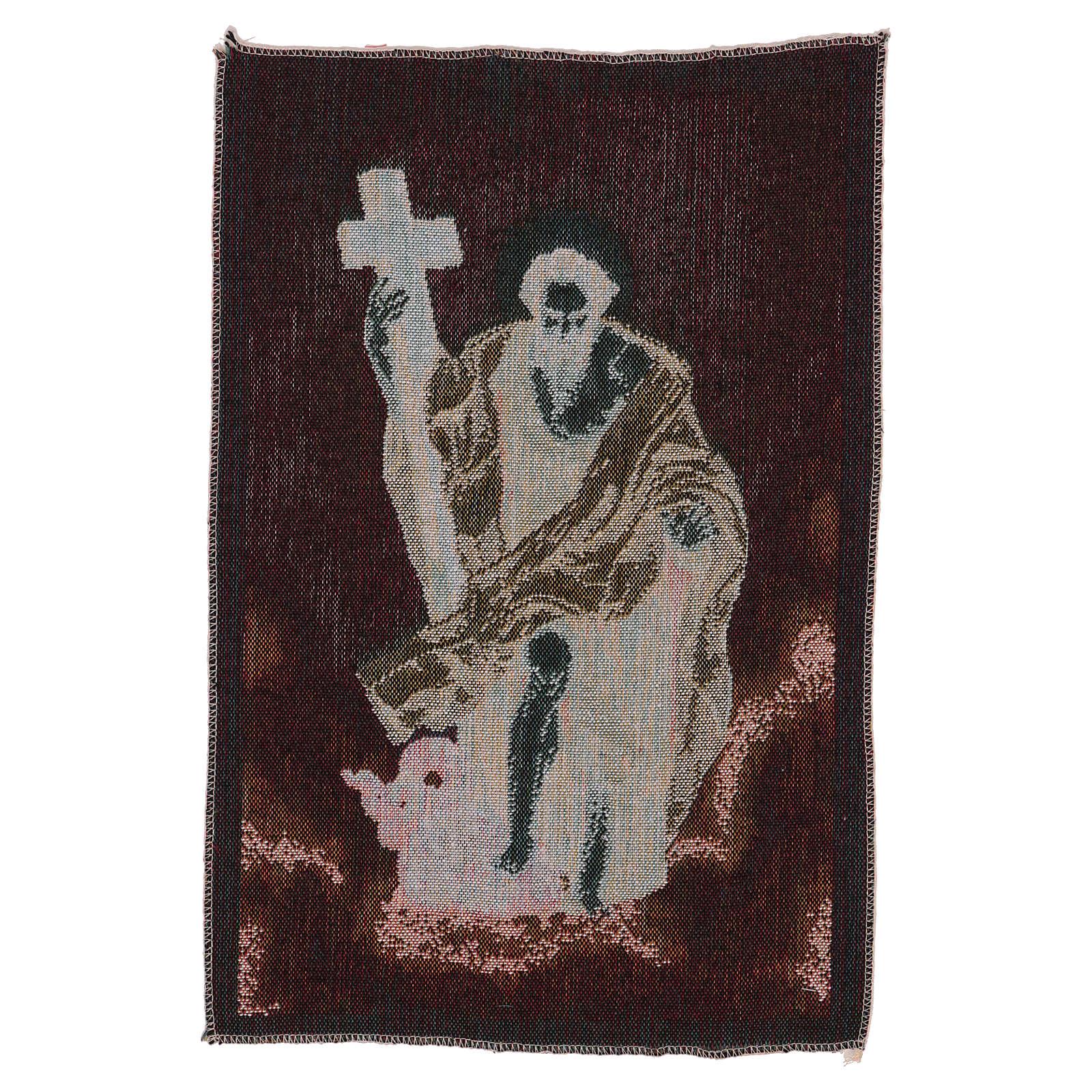 Arazzo San Filippo Apostolo 40x30 cm 3