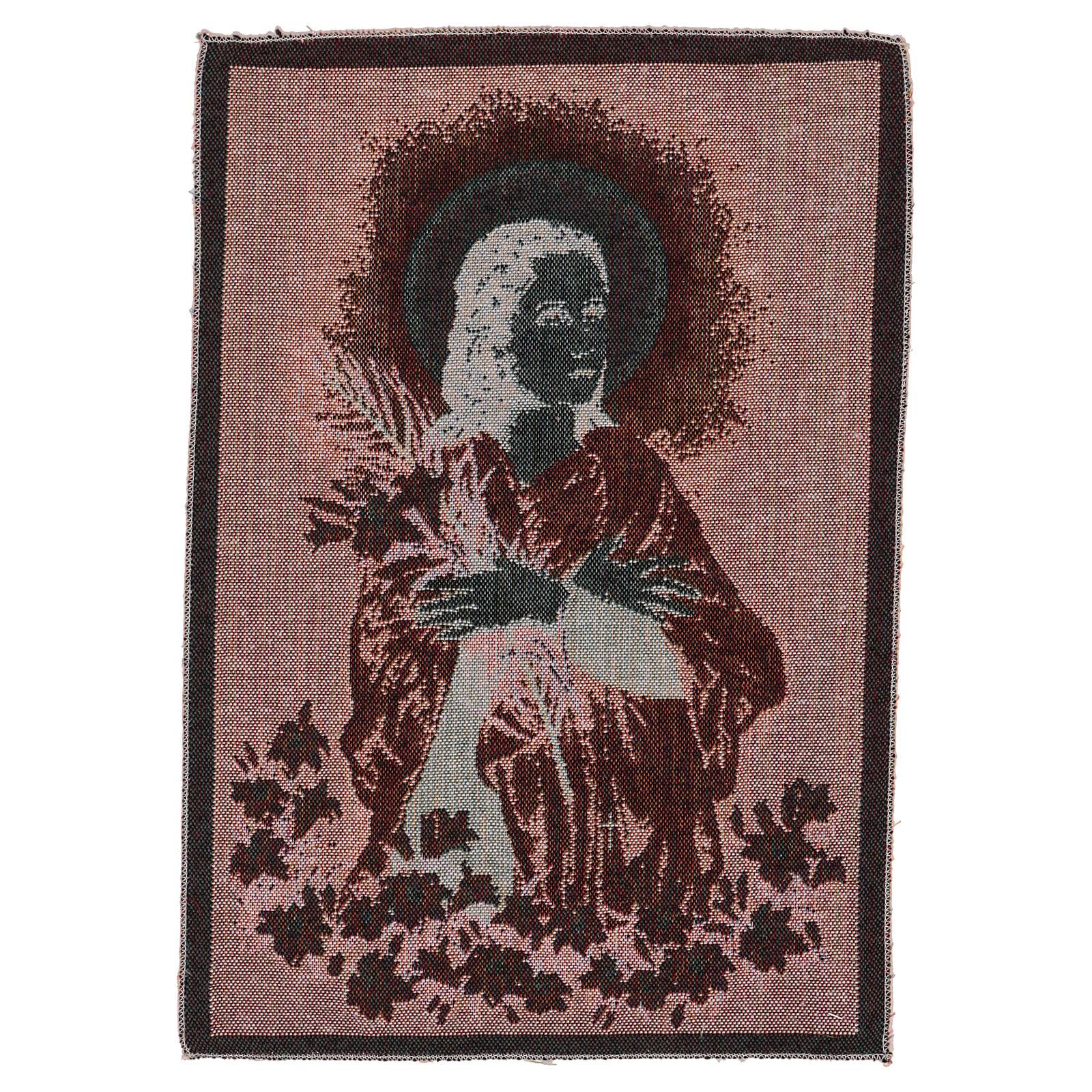Tapisserie Ste Maria Goretti 40x30 cm 3