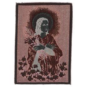 Arazzo Santa Maria Goretti 40x30 cm s3