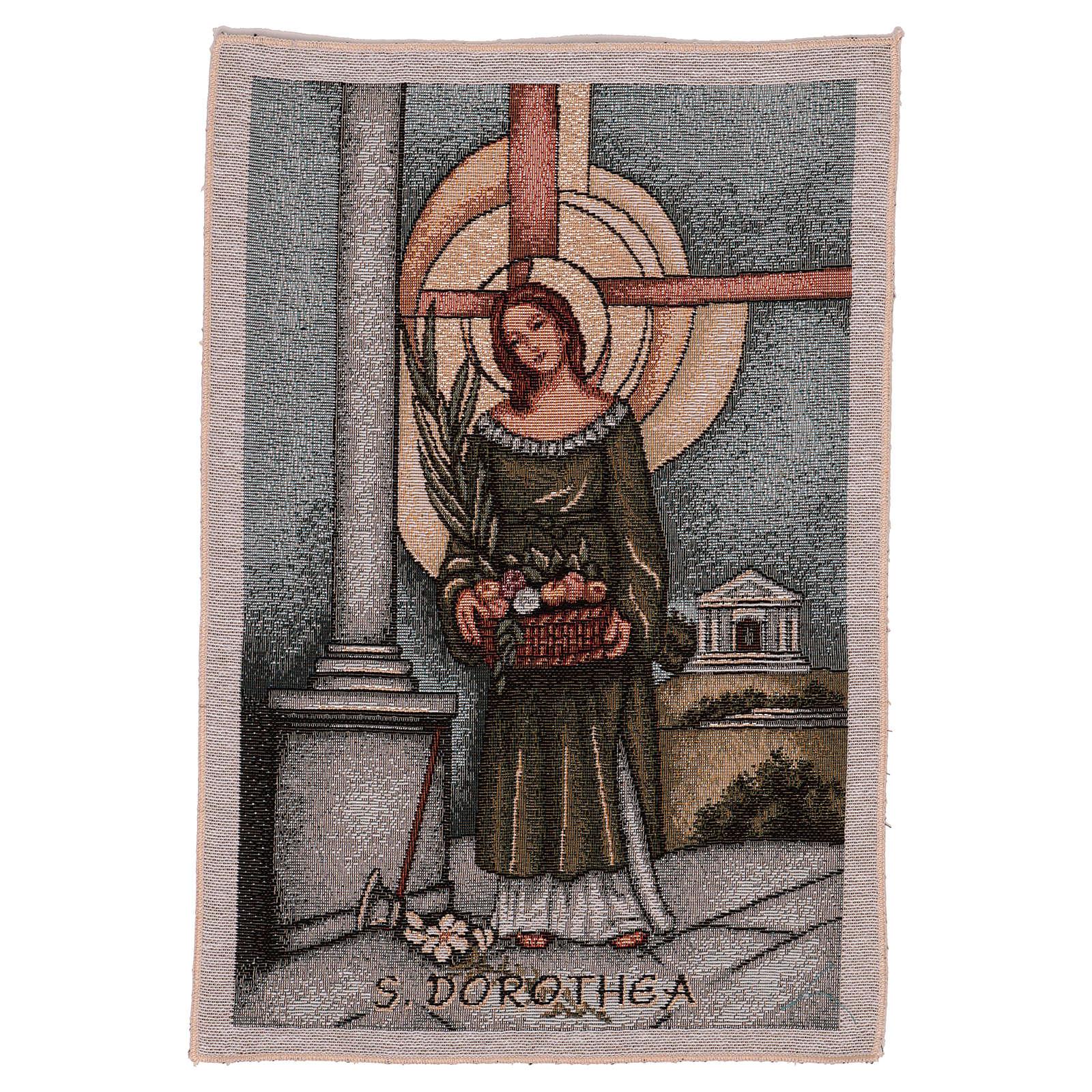 Arazzo San Dorothea 40x30 cm 3