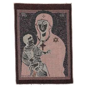 Arazzo Madonna ad Nives 40x30 cm s3