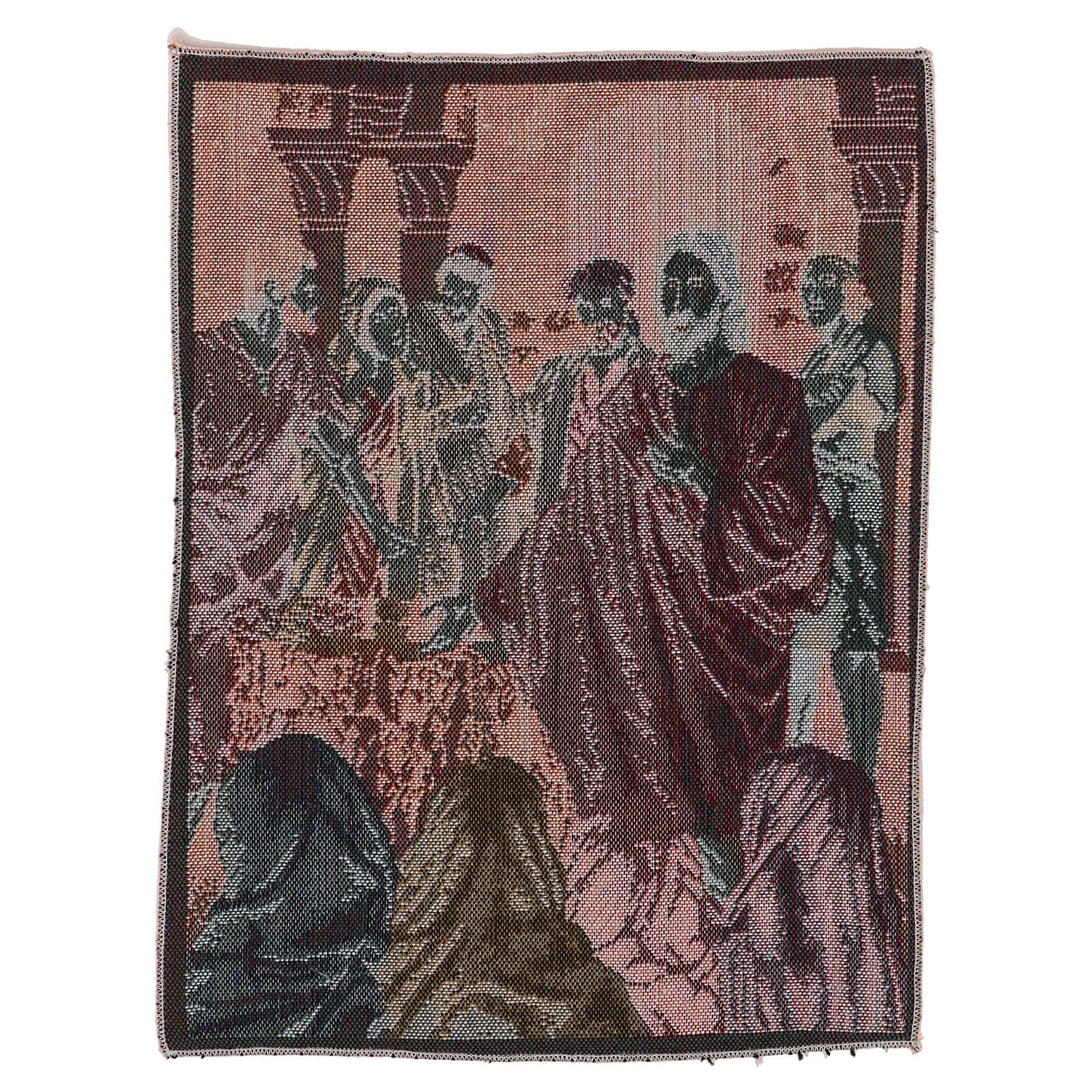 Proclamation of the kingdom of God tapestry 15x12