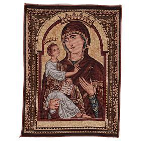 Arazzo Madonna degli Organi Pisa 50x40 cm s1