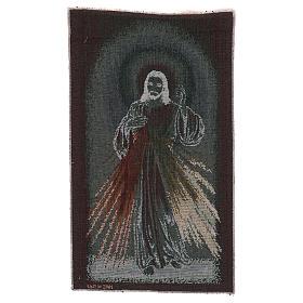 Wandteppich Barmherziger Jesus 50x30 cm s3