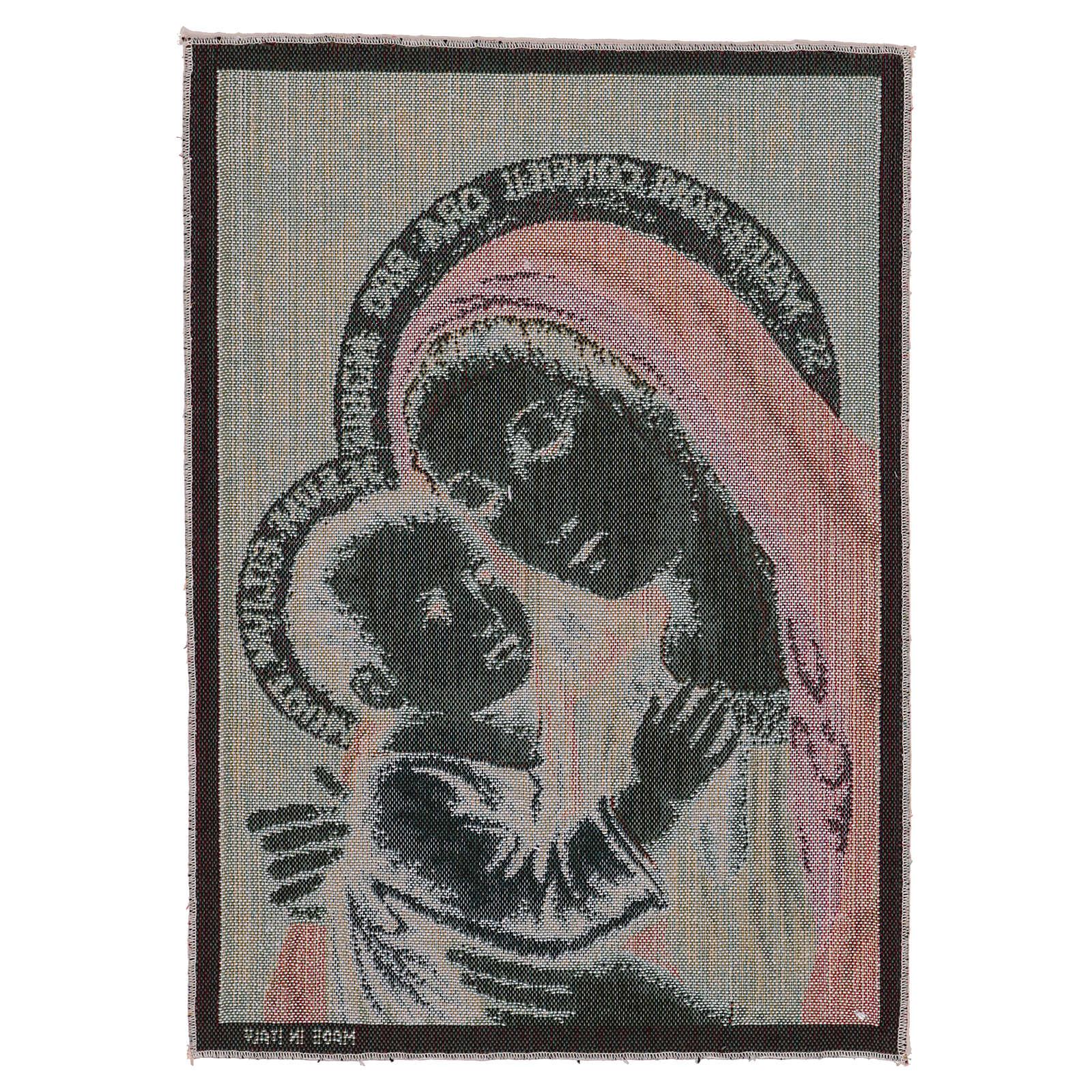 Gobelin Matka Boża Dobrej Rady 40x30 cm 3