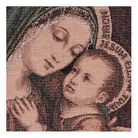 Gobelin Matka Boża Dobrej Rady 40x30 cm s2