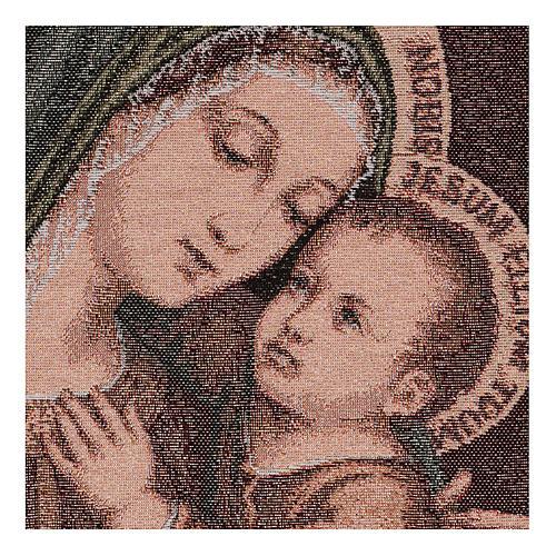 Gobelin Matka Boża Dobrej Rady 40x30 cm 2