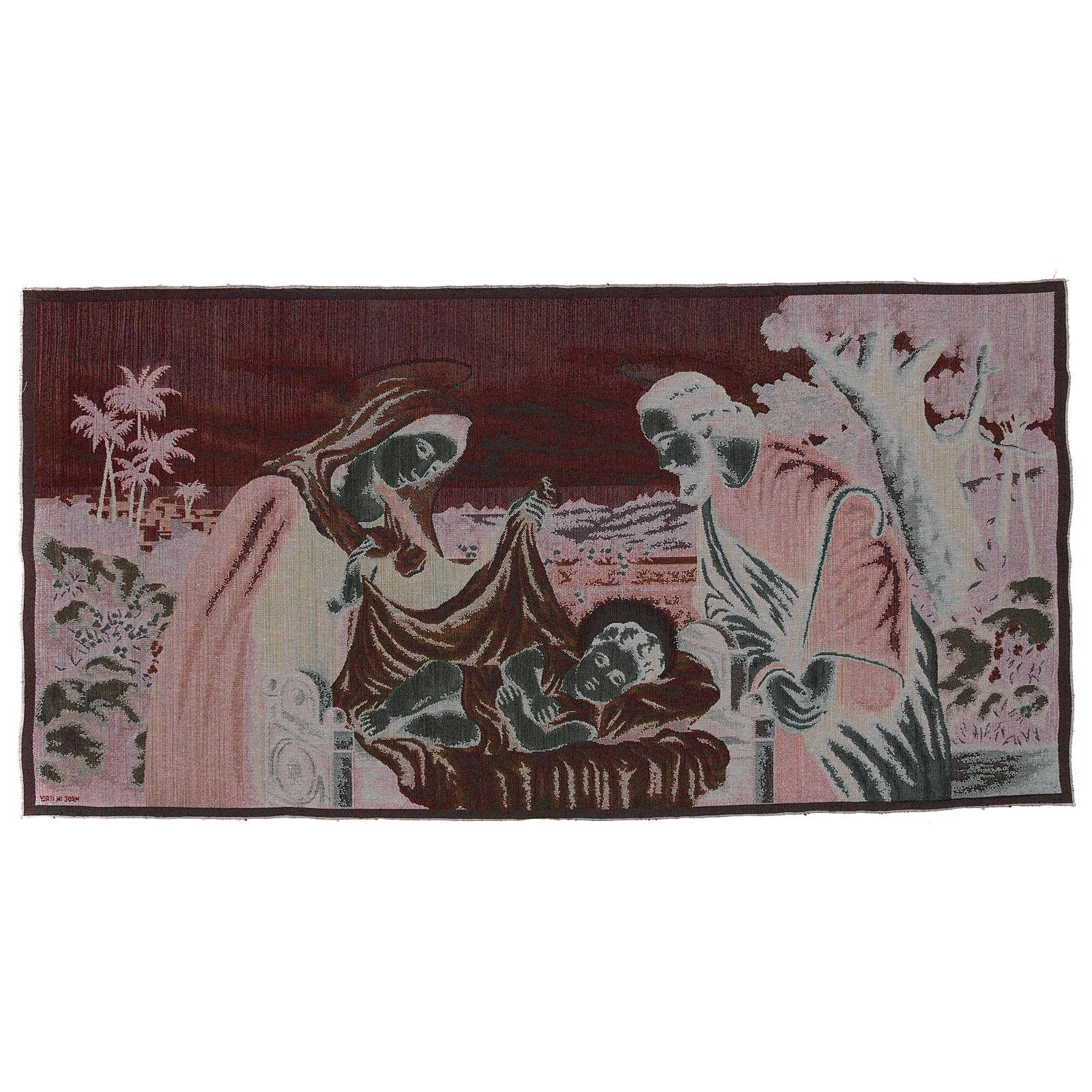 Arazzo Sacra Famiglia 60x120 cm 3