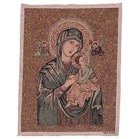 Arazzo Madonna del Perpetuo Soccorso 50x40 cm s1