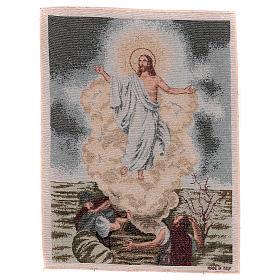 Wandteppich Auferstehung 50x40 cm s1