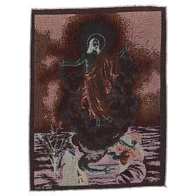 Wandteppich Auferstehung 50x40 cm s3