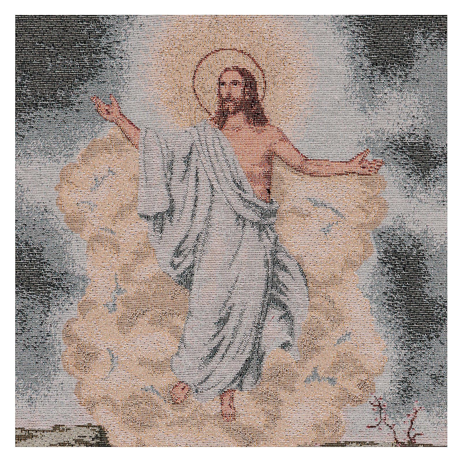 Arazzo Resurrezione 50x40 cm 3