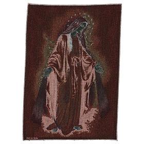 Arazzo Madonna Misericordiosa 45x40 cm s3