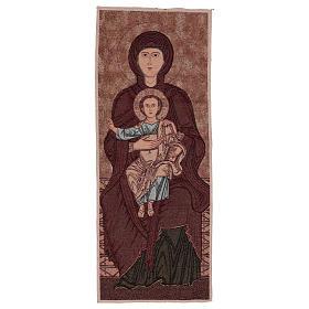 Arazzo Madonna di Sonnino 100x40 cm s1