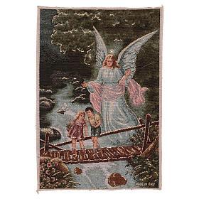 Tapisserie Ange Gardien or 40x30 cm s1