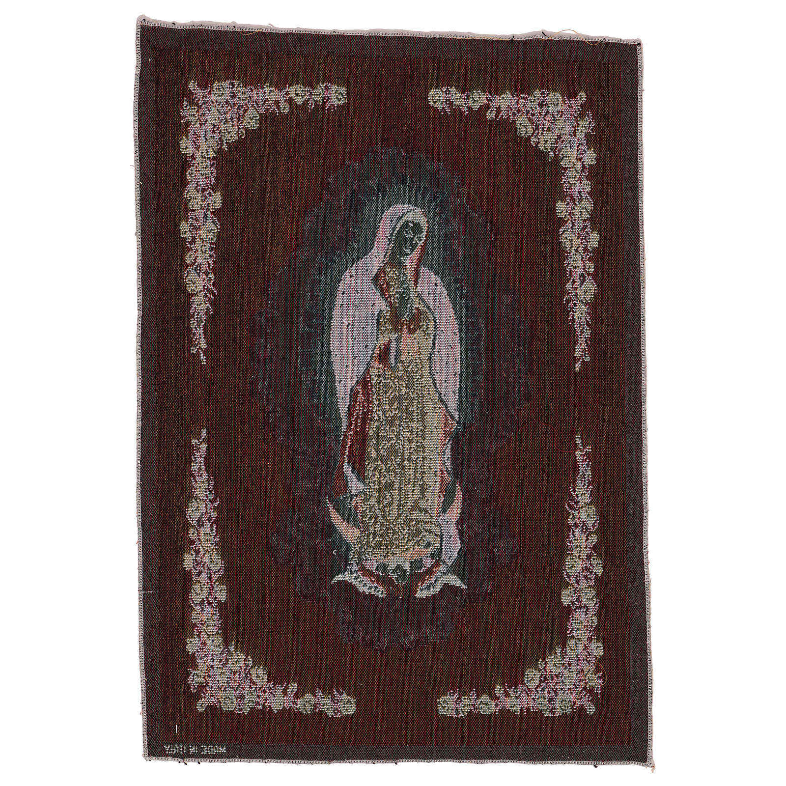 Our Lady of Guadalupe tapestry 50x40 cm 3