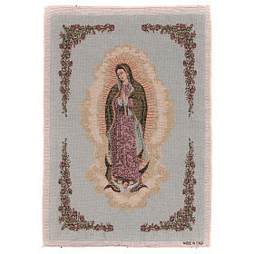 Our Lady of Guadalupe tapestry 50x40 cm s1