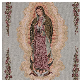 Our Lady of Guadalupe tapestry 50x40 cm s2