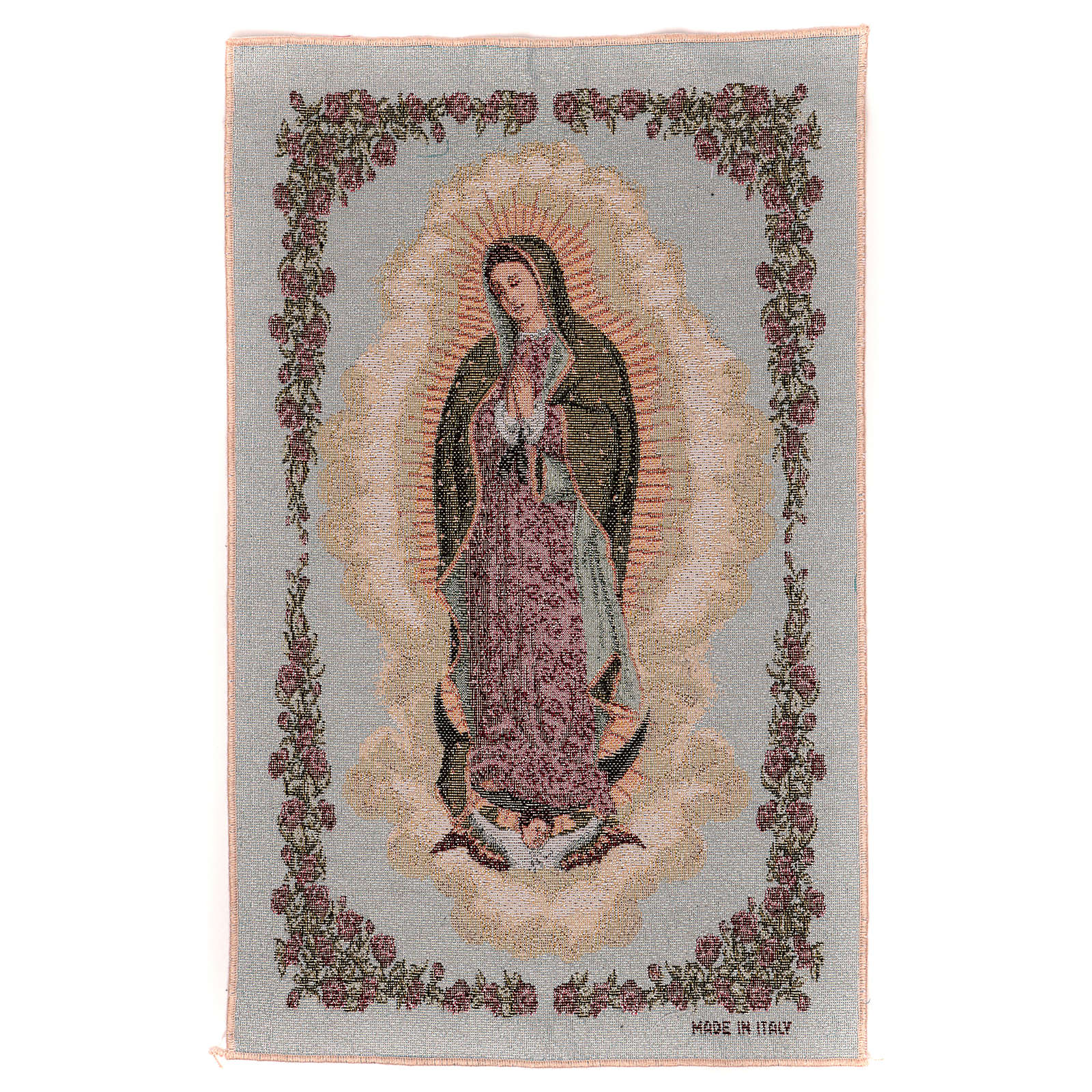 Our Lady of Guadalupe tapestry 50x30 cm 3