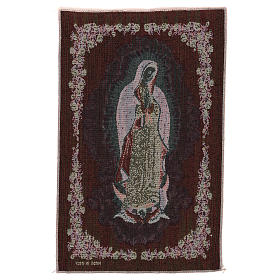 Our Lady of Guadalupe tapestry 50x30 cm s3