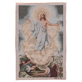 Wandteppich Auferstehung 40x30 cm s1