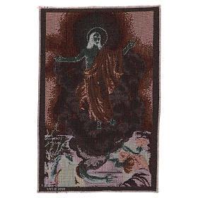 Wandteppich Auferstehung 40x30 cm s3