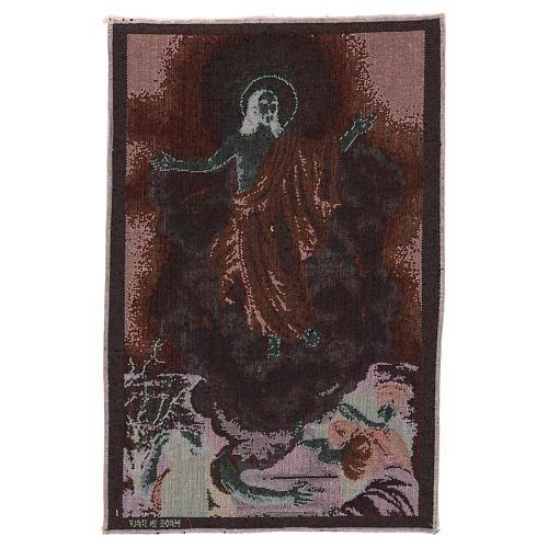 Wandteppich Auferstehung 40x30 cm 3