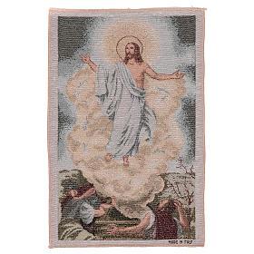 Arazzo Resurrezione 40x30 cm s1