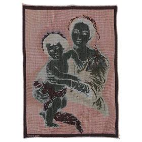 Arazzo Madonna del Murillo 50x40 cm s3