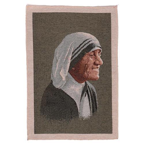 Arazzo Madre Teresa 55x40 cm 1