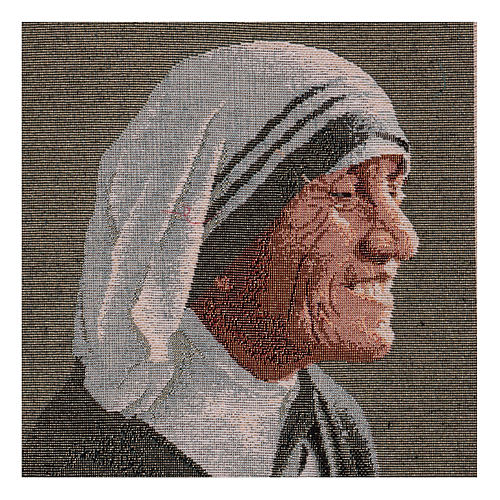 Arazzo Madre Teresa 55x40 cm 2