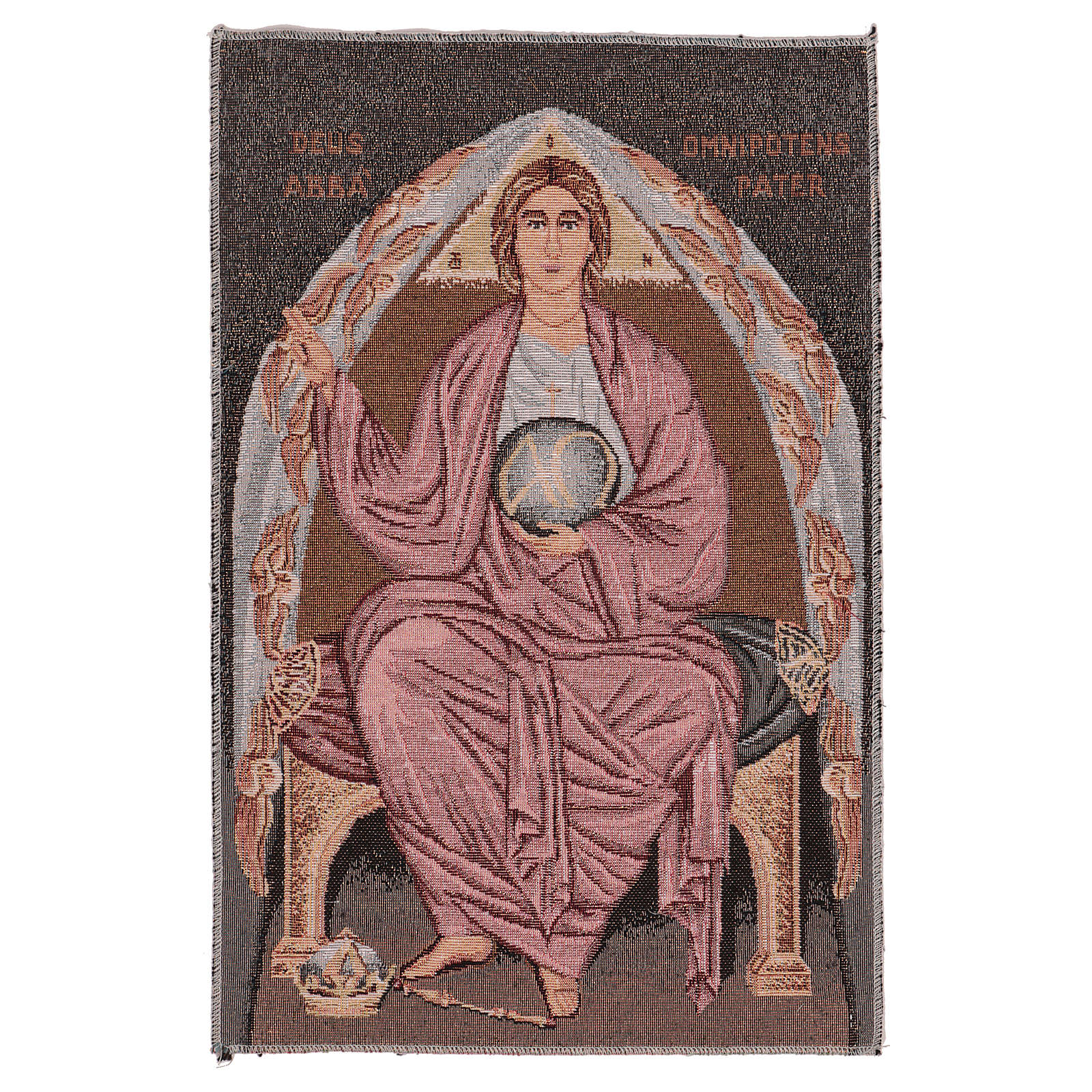 Abba Pater tapestry 40x30 cm 3
