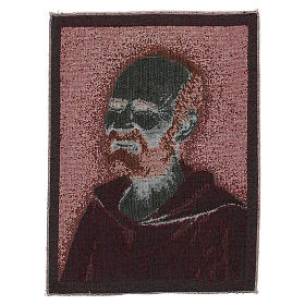 Charles de Foucauld tapestry 15x12