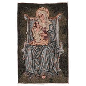 Arazzo Madonna degli Angeli 60x40 cm s1