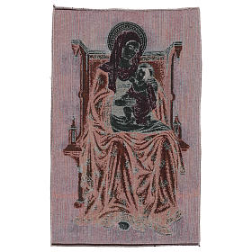 Arazzo Madonna degli Angeli 60x40 cm s3