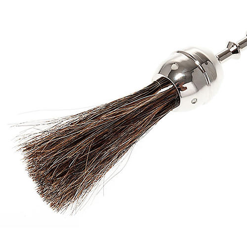 Holy water sprinkler with brush 3