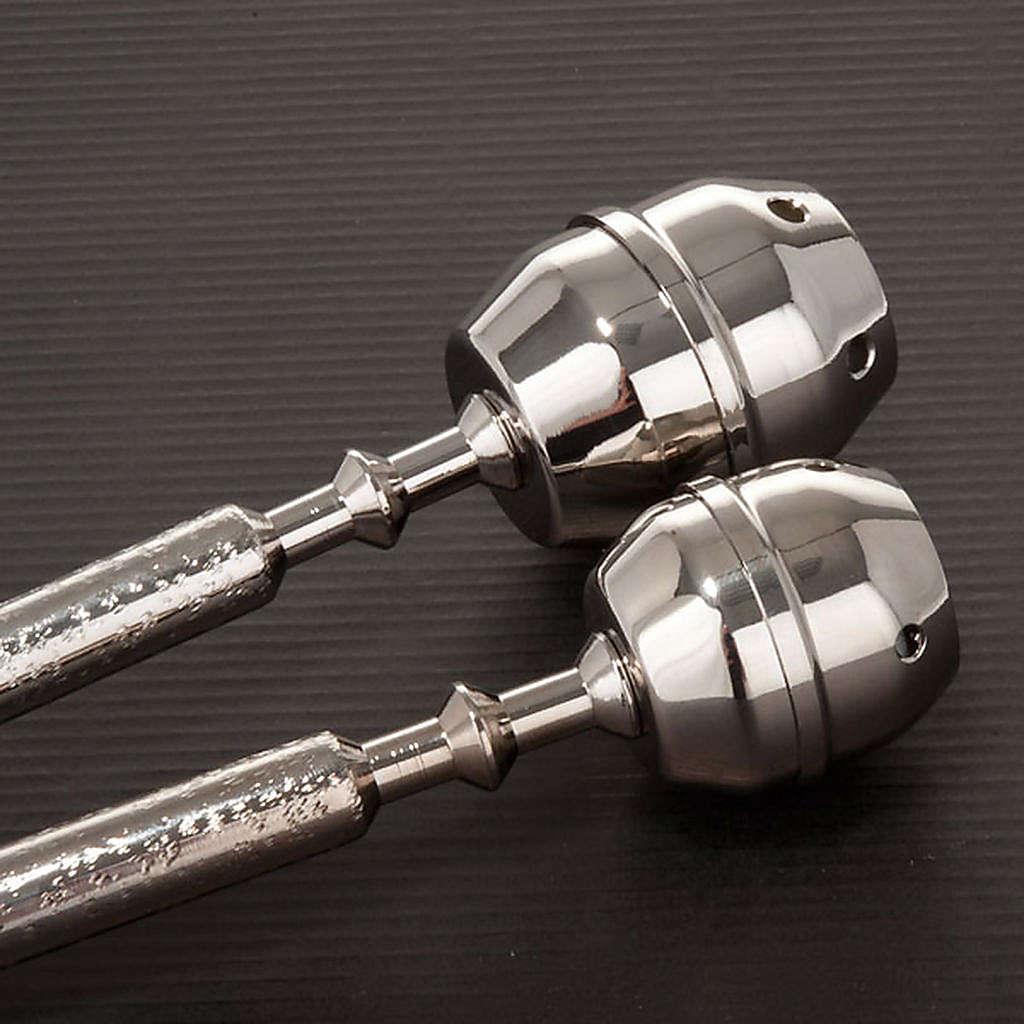 Goupillon, métal lucide 3