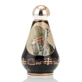 Botella cerámica para agua santa s3