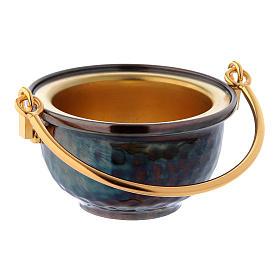 Seau à eau bénite, bronze s1