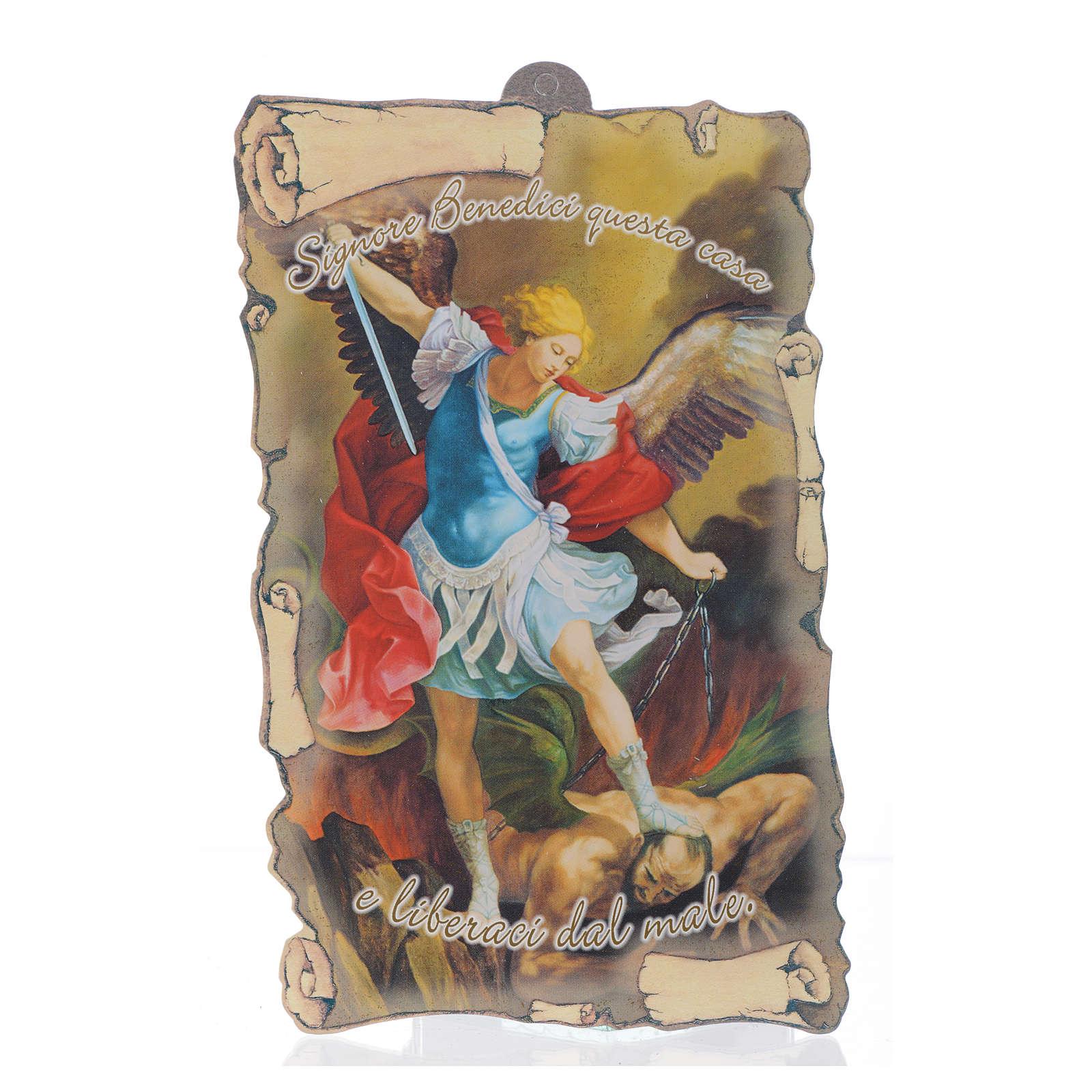 Benedizione delle famiglie: San Michele Arcangelo (100 pz.) 3