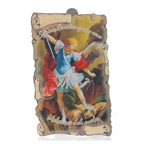 Benedizione delle famiglie: San Michele Arcangelo (100 pz.) 1