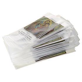 Envelopes para Ramos Sagrada Família Domingo de Ramos 500 unidades ITA s2