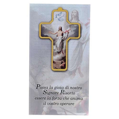 Cruz PVC Bendición Familias Resurrección 3