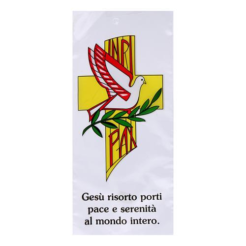 Busta Domenica delle Palme per ulivo Colomba 500 pz 1