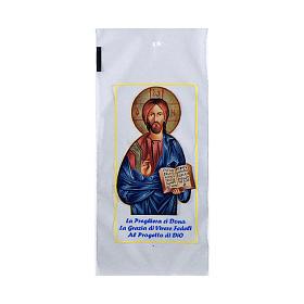 Palmzweig-Schutzhüllen, Motiv Christus, 200 Stück s1