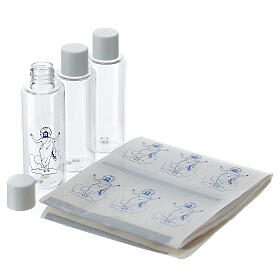 Holy water bottles 100 pieces box 50 ml s2