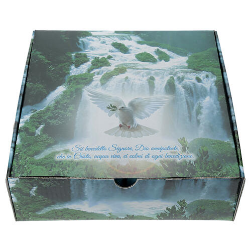 Holy water bottles 100 pieces box 50 ml 3
